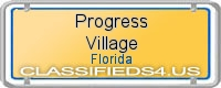 Progress Village board